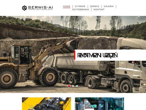 Serwis-ai.pl remont silników maszyn budowlanych
