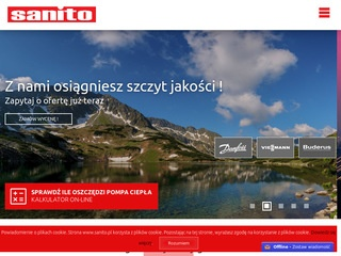 Sanito.pl panele słoneczne