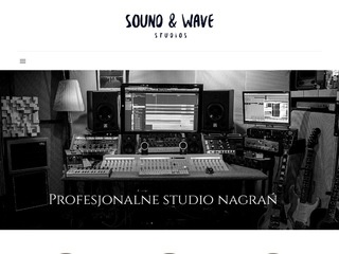 Soundandwave.pl - kompozycja muzyki Warszawa
