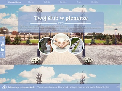 Slub-w-plenerze.com - podlaskie wesele