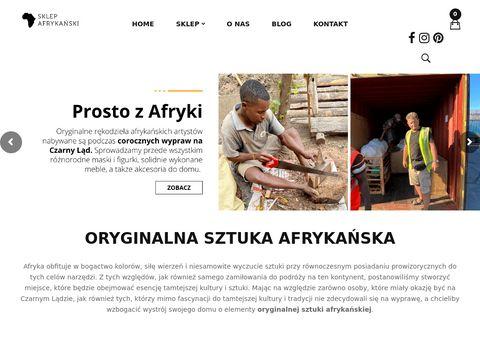 Sklep-afrykanski.pl - rękodzieła z Afryki