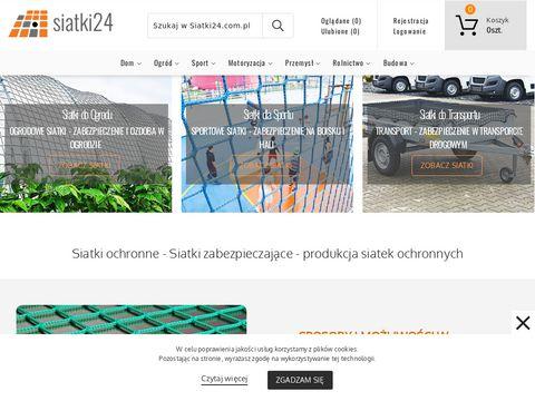 Siatki24.com.pl - ochronna