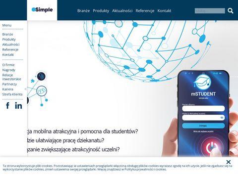 Oprogramowanie dla firm simple.com.pl