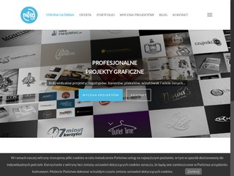 Studiopiko.pl projekt katalogu