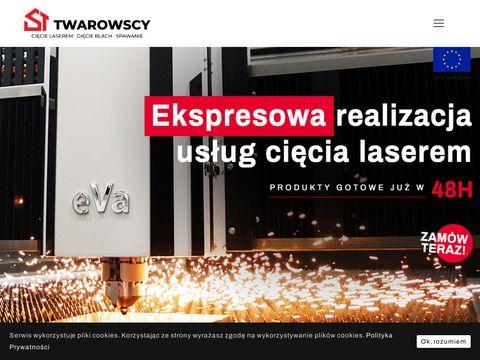 Laserowe wycinanie Białystok - stlaser.pl