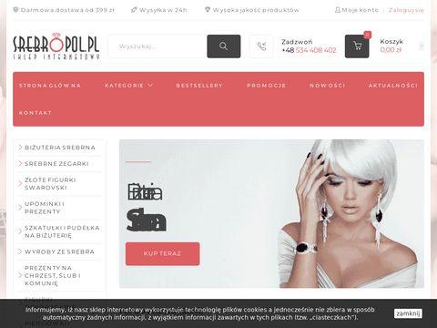 Srebropol - srebrna biżuteria i nie tylko