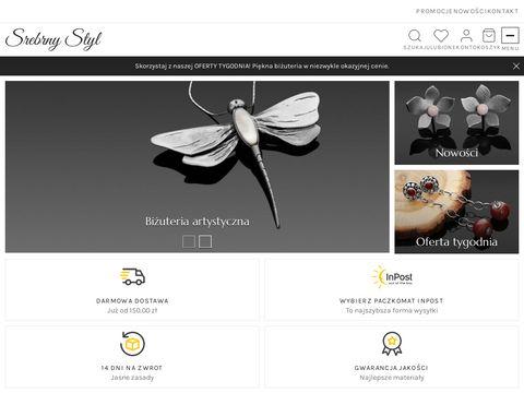 Srebrnystyl.pl - srebrna biżuteria