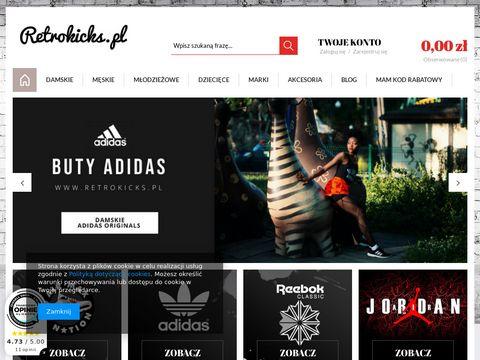 Sneakers sklep retrokicks