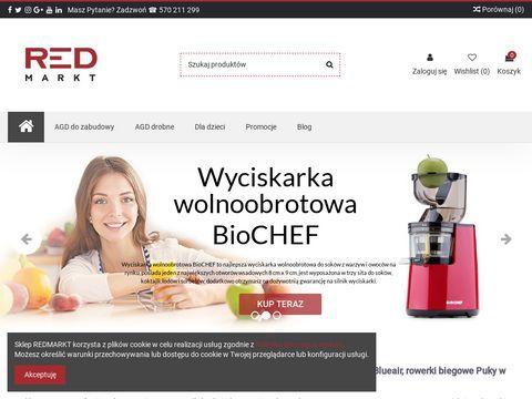 Redmarkt.pl - płyty do zabudowy solgaz