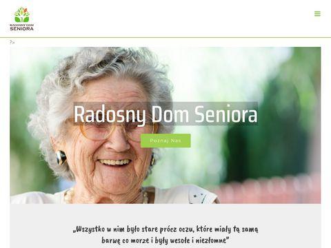 Radosnydomseniora.pl - dom opieki w Łódzi