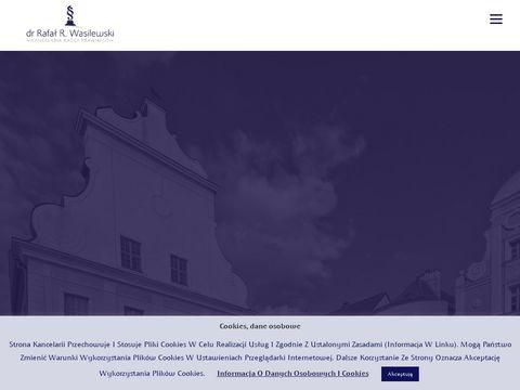 Radcawasilewski.pl radca prawny w Szczecinie