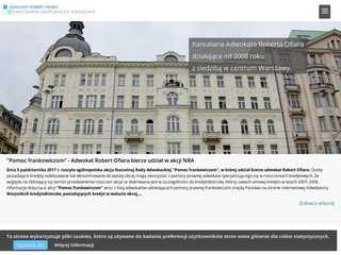 Kancelaria adwokacka Warszawa, przy metro Centrum