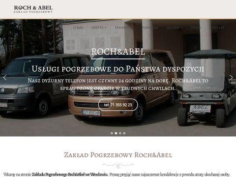 Roch&Abel zakład pogrzebowy
