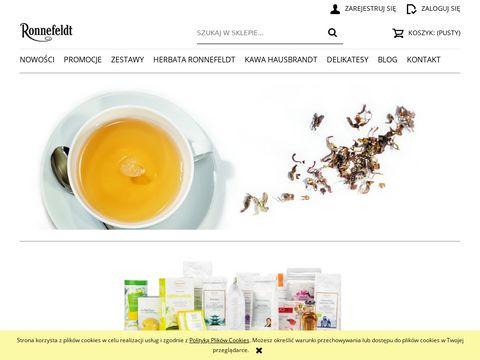 Ronnefeldt-sklep.pl - napary owocowe