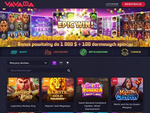 Magic rwd - strona responsywna